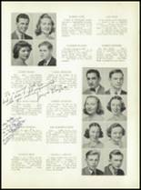 1940 Great Neck High School Yearbook Page 40 & 41