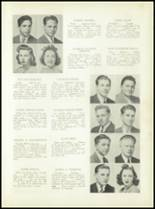 1940 Great Neck High School Yearbook Page 42 & 43
