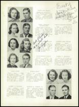 1940 Great Neck High School Yearbook Page 44 & 45