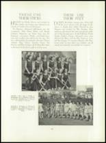 1940 Great Neck High School Yearbook Page 110 & 111