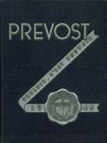 1946 Yearbook Prevost High School