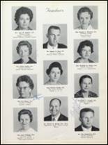 1962 Carolina High School Yearbook Page 16 & 17