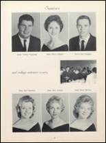1962 Carolina High School Yearbook Page 32 & 33
