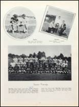 1962 Carolina High School Yearbook Page 142 & 143