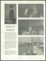 1975 University High School Yearbook Page 28 & 29