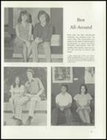 1975 University High School Yearbook Page 32 & 33