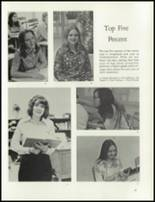 1975 University High School Yearbook Page 40 & 41