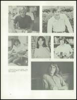 1975 University High School Yearbook Page 42 & 43
