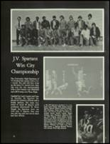 1975 University High School Yearbook Page 58 & 59