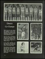 1975 University High School Yearbook Page 60 & 61