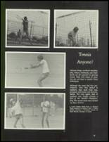 1975 University High School Yearbook Page 72 & 73
