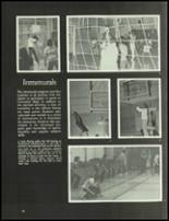 1975 University High School Yearbook Page 74 & 75