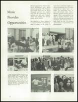 1975 University High School Yearbook Page 92 & 93