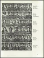 1975 University High School Yearbook Page 100 & 101
