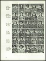 1975 University High School Yearbook Page 104 & 105
