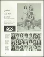 1975 University High School Yearbook Page 110 & 111