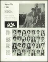 1975 University High School Yearbook Page 116 & 117