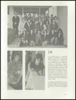 1975 University High School Yearbook Page 138 & 139