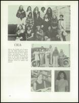 1975 University High School Yearbook Page 152 & 153