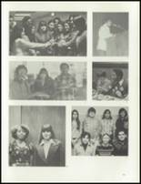 1975 University High School Yearbook Page 154 & 155