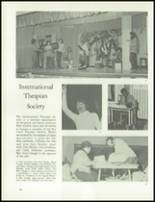 1975 University High School Yearbook Page 164 & 165