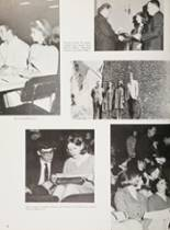 1968 Mt. Pleasant High School Yearbook Page 16 & 17