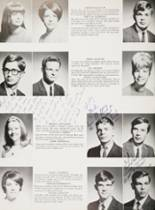 1968 Mt. Pleasant High School Yearbook Page 26 & 27