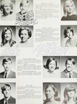 1968 Mt. Pleasant High School Yearbook Page 28 & 29