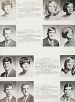 1968 Mt. Pleasant High School Yearbook Page 30 & 31