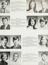 1968 Mt. Pleasant High School Yearbook Page 32 & 33