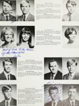 1968 Mt. Pleasant High School Yearbook Page 36 & 37