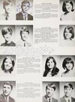 1968 Mt. Pleasant High School Yearbook Page 44 & 45