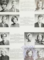 1968 Mt. Pleasant High School Yearbook Page 46 & 47