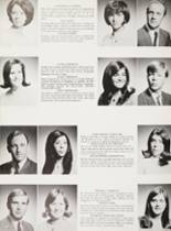 1968 Mt. Pleasant High School Yearbook Page 48 & 49