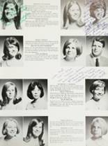 1968 Mt. Pleasant High School Yearbook Page 50 & 51
