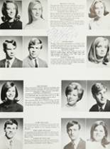 1968 Mt. Pleasant High School Yearbook Page 52 & 53