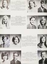 1968 Mt. Pleasant High School Yearbook Page 54 & 55
