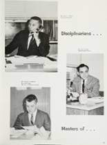 1968 Mt. Pleasant High School Yearbook Page 60 & 61