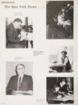 1968 Mt. Pleasant High School Yearbook Page 66 & 67