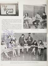1968 Mt. Pleasant High School Yearbook Page 84 & 85