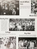 1968 Mt. Pleasant High School Yearbook Page 92 & 93