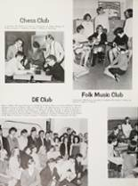 1968 Mt. Pleasant High School Yearbook Page 94 & 95