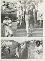 1968 Mt. Pleasant High School Yearbook Page 118 & 119