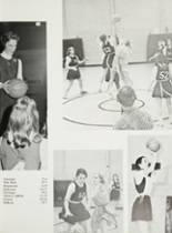 1968 Mt. Pleasant High School Yearbook Page 144 & 145