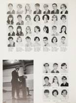 1968 Mt. Pleasant High School Yearbook Page 152 & 153