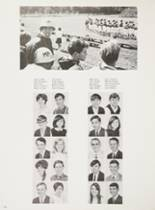 1968 Mt. Pleasant High School Yearbook Page 162 & 163
