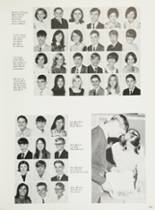 1968 Mt. Pleasant High School Yearbook Page 166 & 167