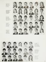 1968 Mt. Pleasant High School Yearbook Page 170 & 171