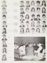 1968 Mt. Pleasant High School Yearbook Page 174 & 175