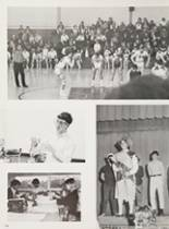 1968 Mt. Pleasant High School Yearbook Page 190 & 191